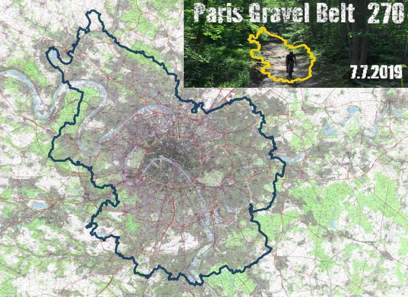 parcours Paris Green Belt