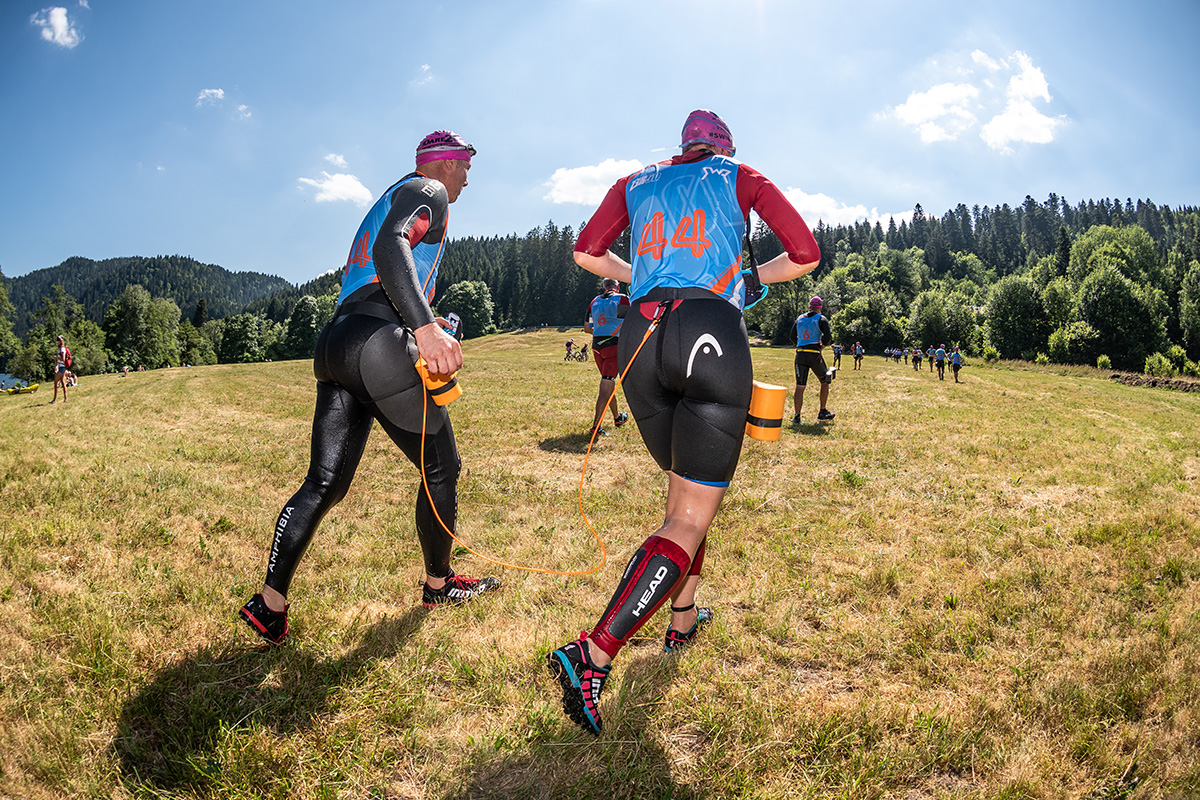 Xterra swimrun france