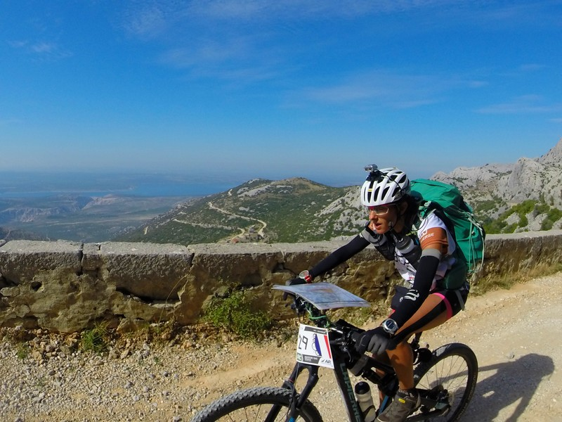 VTT Croatia adventure race