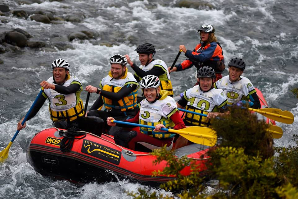 Adventure racing NZ